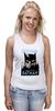 """Майка (Женская) """"Бэтмен (Batman)"""" - batman, бэтмен"""
