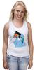 "Майка (Женская) ""Rainbow Dash"" - радуга, очки, дружба, pony, rainbow dash, mlp, my little pony, пони, dash, fim"