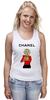 "Майка классическая ""Chanel"" - прикол, юмор, духи, fashion, шанель, perfume"
