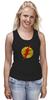 """Майка (Женская) """"Flash (Молния)"""" - flash, молния, хохлома, флэш"""