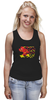 """Майка (Женская) """"Flash (8 Bit)"""" - flash, pixel art, пиксельная графика, флэш"""