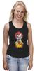 """Майка (Женская) """"Джокер МакДональд"""" - joker, джокер, бэтмен, клоун, mcdonalds"""