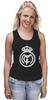 "Майка классическая ""Real Madrid (Реал Мадрид)"" - футбол, football, real madrid, реал мадрид"