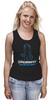 """Майка (Женская) """"ФитПит.рф - Спортивное питание"""" - спорт, фитнес, спортзал, crossfit, кросфит"""
