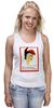 """Майка (Женская) """"Elsa Schiaparelli"""" - арт, fashion, модельер, elsa schiaparelli, эльза скиапарелли, прет-а-порте"""