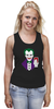 """Майка (Женская) """"Джокер (Joker)"""" - joker, джокер"""