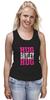 "Майка (Женская) ""Hug Bayley Hug (WWE)"" - wwe, hug, рестлинг, bayley, бэйли"