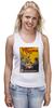 """Майка классическая """"ретро плакат"""" - ретро, книга, постер, ремарк, три товарища"""