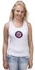 """Майка классическая """"Washington Nationals"""" - сша, бейсбол, washington nationals, mlb, вашингтон нэшионалс"""