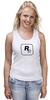 """Майка классическая """"Rockstar"""" - авторские майки, games, игры, игра, game, gamer, gta, rockstar, рокстар, rockstar games"""