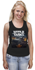 "Майка (Женская) ""World of Tanks"" - world of tanks, танки, wot"
