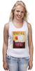 """Майка классическая """"Космический туризм"""" - звезды, планета, космос, научная фантастика, постер"""