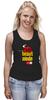 """Майка классическая """"ФитПит.рф - Спортивное питание"""" - спорт, фитнес, спортзал, спортивное питание"""