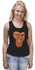 "Майка классическая ""Обезьяна (Планета Обезьян)"" - планета обезьян, planet of the apes"