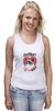 """Майка (Женская) """"Грэмпи кэт. Парные футболки"""" - сердца, парные, grumpy cat, сердитый котик, грэмпи кэт"""