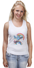 """Майка классическая """"Rainbow Dash"""" - pony, mlp, rainbow, dash"""