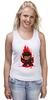 """Майка классическая """"Freddy Krueger (8-bit)"""" - пиксель арт, pixel art, фредди крюгер, freddy krueger, 8-бит"""