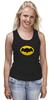 "Майка (Женская) ""Бэтмен (Batman)"" - comics, batman, dc, superhero, бетмен"