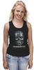 """Майка классическая """"Terminator"""" - кино, arnold schwarzenegger, терминатор, terminator, арнольд шварценеггер"""