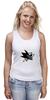 "Майка классическая ""San Jose Sharks"" - 3d, хоккей, swag, нхл, сан-хосе шаркс"