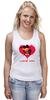 "Майка классическая ""LOVE YOU"" - арт, я люблю, love you, обними меня, футболки для пар"