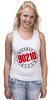 "Майка (Женская) ""90210"" - 90210, беверли-хиллз 90210, beverly hills"