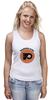 "Майка (Женская) ""Philadelphia Flyers"" - спорт, хоккей, nhl, нхл, филадельфия флайерз"