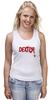 """Майка (Женская) """"Dexter (Декстер)"""" - dexter, декстер, serial killer, серийный убийца"""