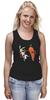 """Майка классическая """"Нокаут"""" - спорт, бокс, кролик, морковь, нокаут"""