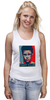 "Майка классическая ""Tyler Durden (Fight Club)"" - pop art, бойцовский клуб, brad pitt, брэд питт, fight club"