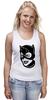 "Майка (Женская) ""Женщина-кошка (Catwoman)"" - batman, бэтмен, женщина-кошка, catwoman, dc comics"