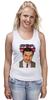 "Майка классическая ""Mr.Bean"" - мистер бин, mr bean, актёр, роуэн аткинсон, rowan atkinson"