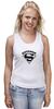 """Майка классическая """"Супермама (Supermom)"""" - супер, super, мама, mom, supermom"""