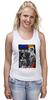 """Майка классическая """"Ivan Drago & Rocky"""" - рокки, rocky, дольф лундгрен, иван драго, dolph lundgren"""