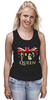 "Майка (Женская) ""Queen group"" - queen, фредди меркьюри, freddie mercury, куин, rock music"