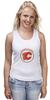 "Майка классическая ""Calgary Flames"" - хоккей, nhl, нхл, калгари флеймз, calgary flames"