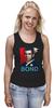 """Майка классическая """"James Bond"""" - james bond, агент 007, шон коннери, джеймс бонд, sean connery"""