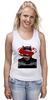 "Майка классическая ""Batman vs Superman"" - супермен, batman, superman, бэтмен, dc"