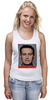 """Майка (Женская) """"Свободу Навальному"""" - навальный, свобода, свободу"""