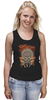 """Майка классическая """"Skull Art"""" - skull, дизайн, индеец, bones, череп и кости"""