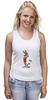 """Майка классическая """"Bugs Bunny_woman"""" - fun, nice"""