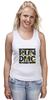 """Майка (Женская) """"RUN DMC"""" - rap, цветы, нью-йорк, хип-хоп, run, dmc, nyc, run dmc, ран ди-эм-си"""