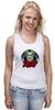 """Майка классическая """"Джокер (Joker)"""" - joker, джокер, dc"""