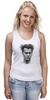 """Майка классическая """"Johnny Depp"""" - johnny depp, актёр, джонни депп, кино, режиссёр"""