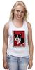 """Майка классическая """"Boston Terrier"""" - dog, терьер, boston terrier, бостон терьер"""