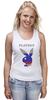 """Майка классическая """"Playboy Россия"""" - playboy, россия, плейбой, зайчик, плэйбой"""