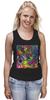 """Майка классическая """"абстракции"""" - арт, абстракция, color, graffiti, bright, яркий принт"""