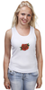 "Майка (Женская) ""Tattoo rose"" - tattoo, роза, татуировка, тату"