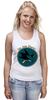 "Майка классическая ""San Jose Sharks"" - спорт, хоккей, nhl, нхл, сан хосе шаркс"