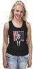 """Майка (Женская) """"Кевин Спейси (Underwood 2016)"""" - америка, сша, house of cards, карточный домик, kevin spacey"""